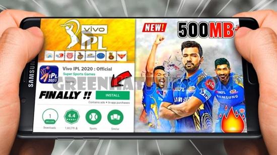 Vivo IPL Game