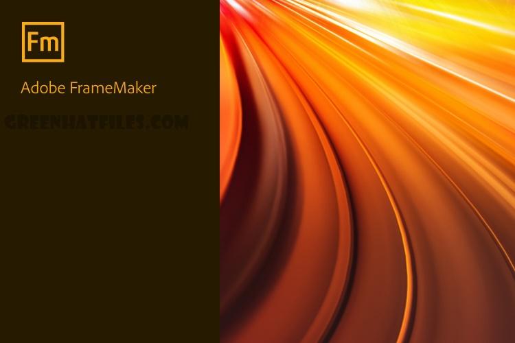 Adobe framemaker 2021