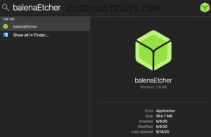 Etcher, Tools to Make Bootable USB Drive