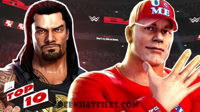 WWE RAW Game Download For PC
