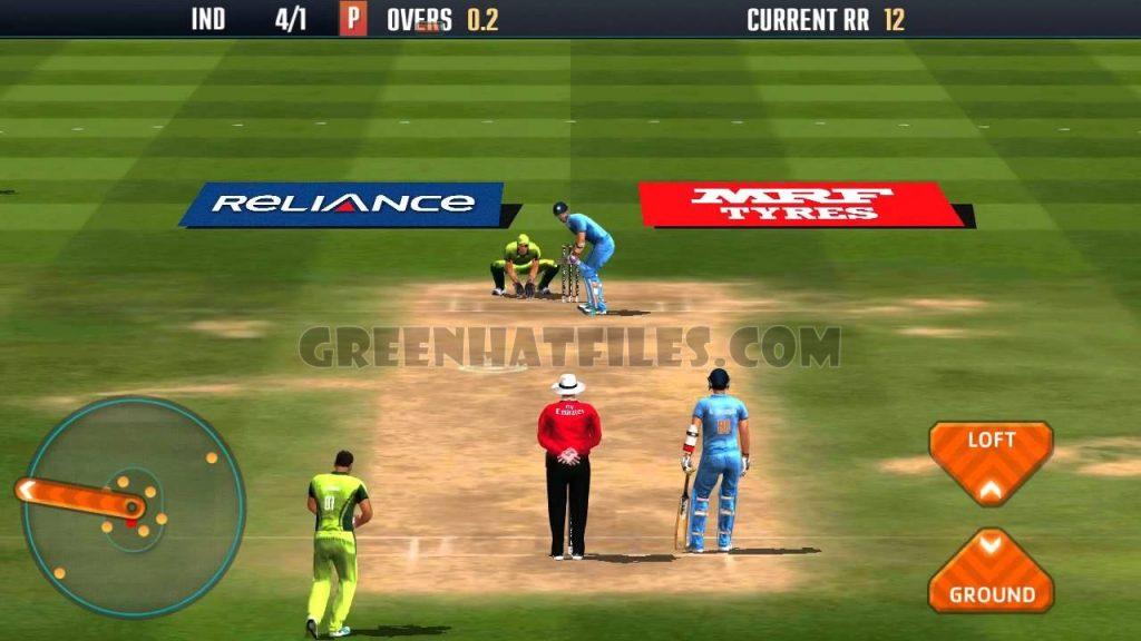EA Sports Cricket pc game