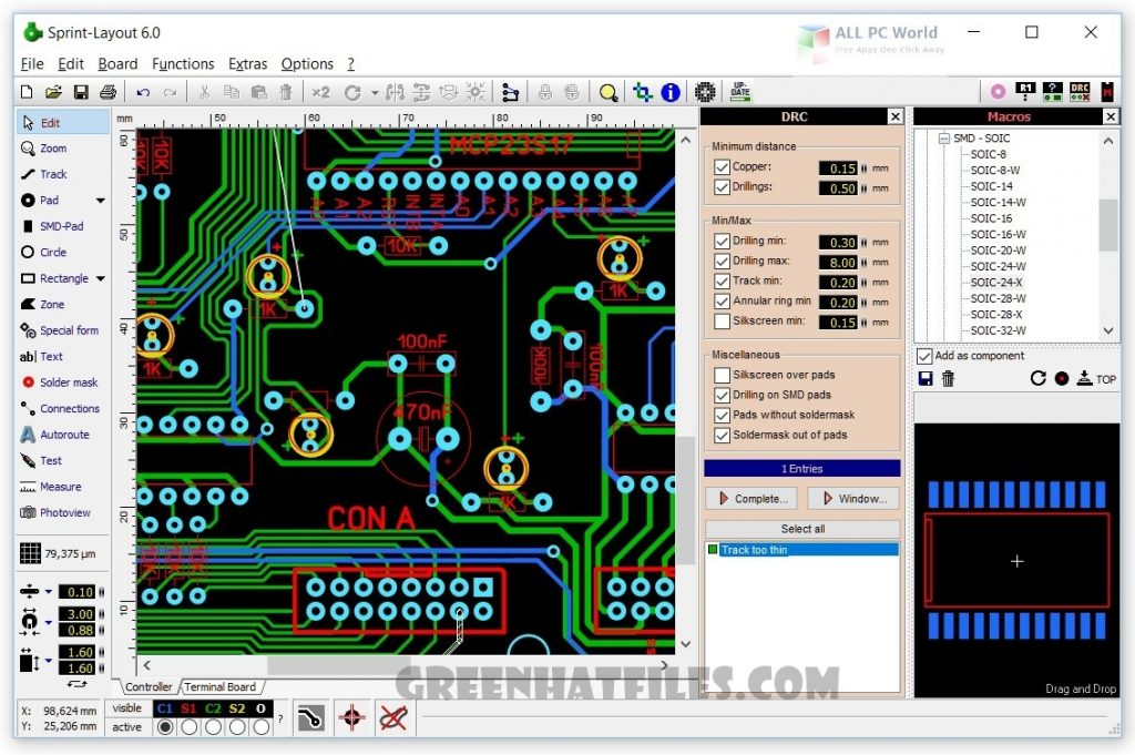 Sprint Layout 6.0 Download For PC