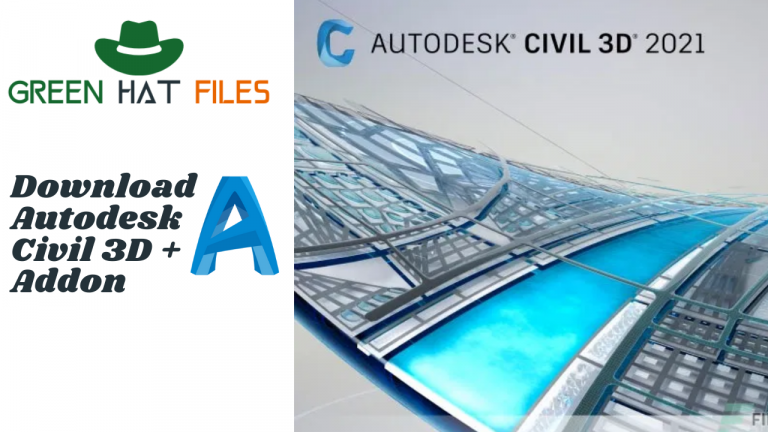 Autodesk civil 3d 2021
