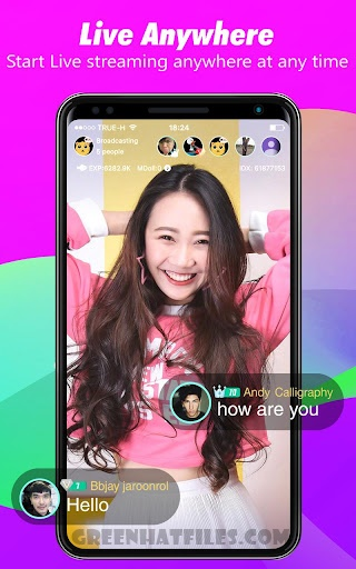 MLiveU Mod Apk Download For Android