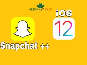 Snapchat++ APK Download, Snapchat++ APK greenhatfiles, greenhatfiles Snapchat apk